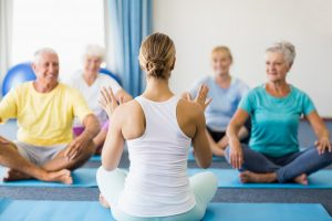 exercise classes for older adults