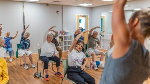 exercise for limited mobility